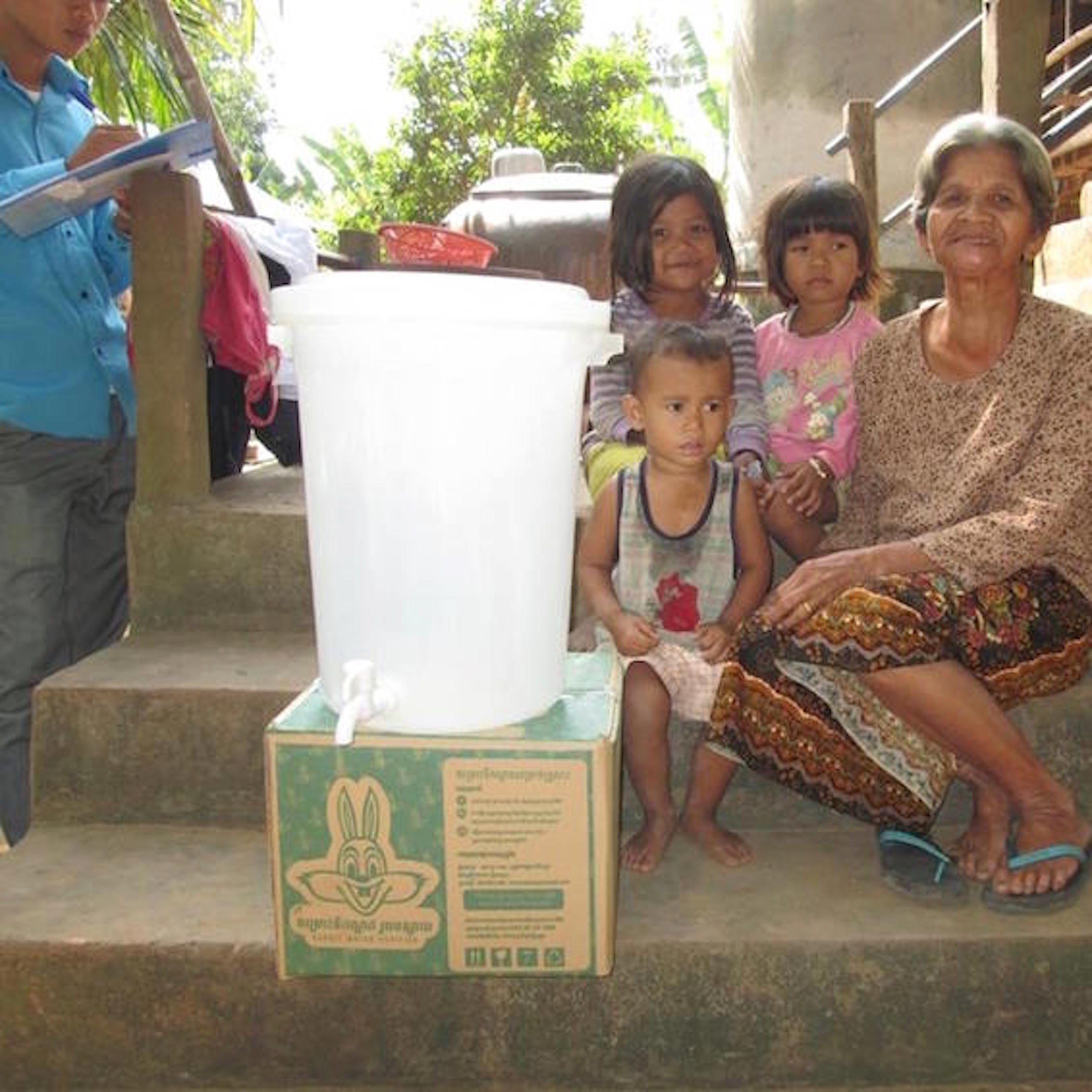 Provide a Water Filter