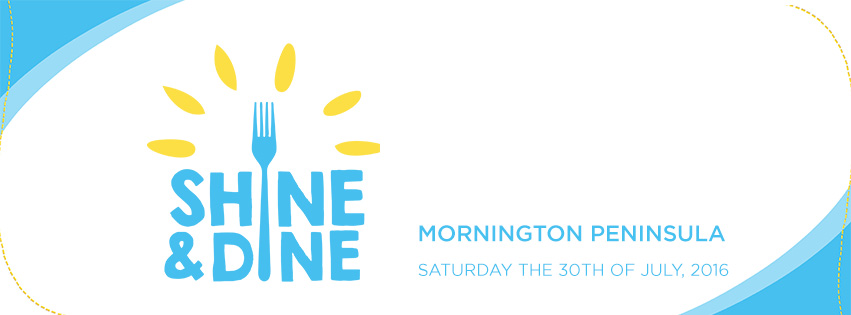 Shine and Dine July 30 banner